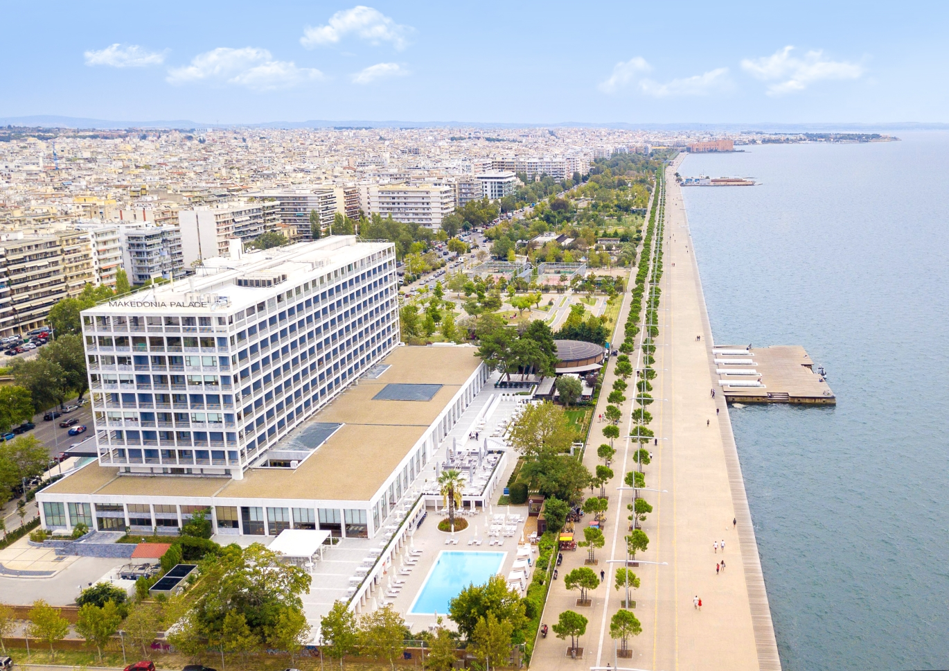 Makedonia Palace Hotel Renovation