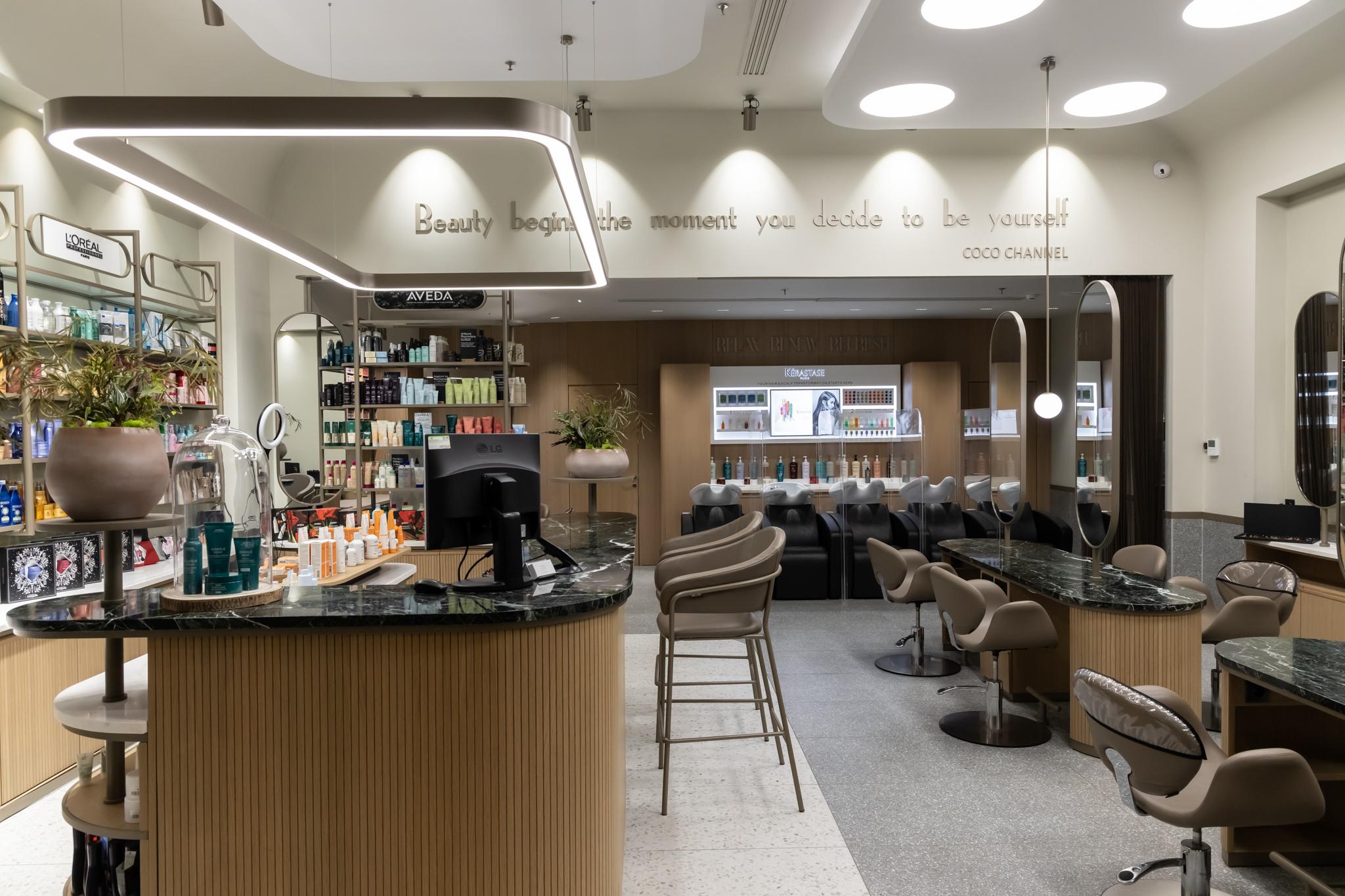 Xanthi Hair Gallery